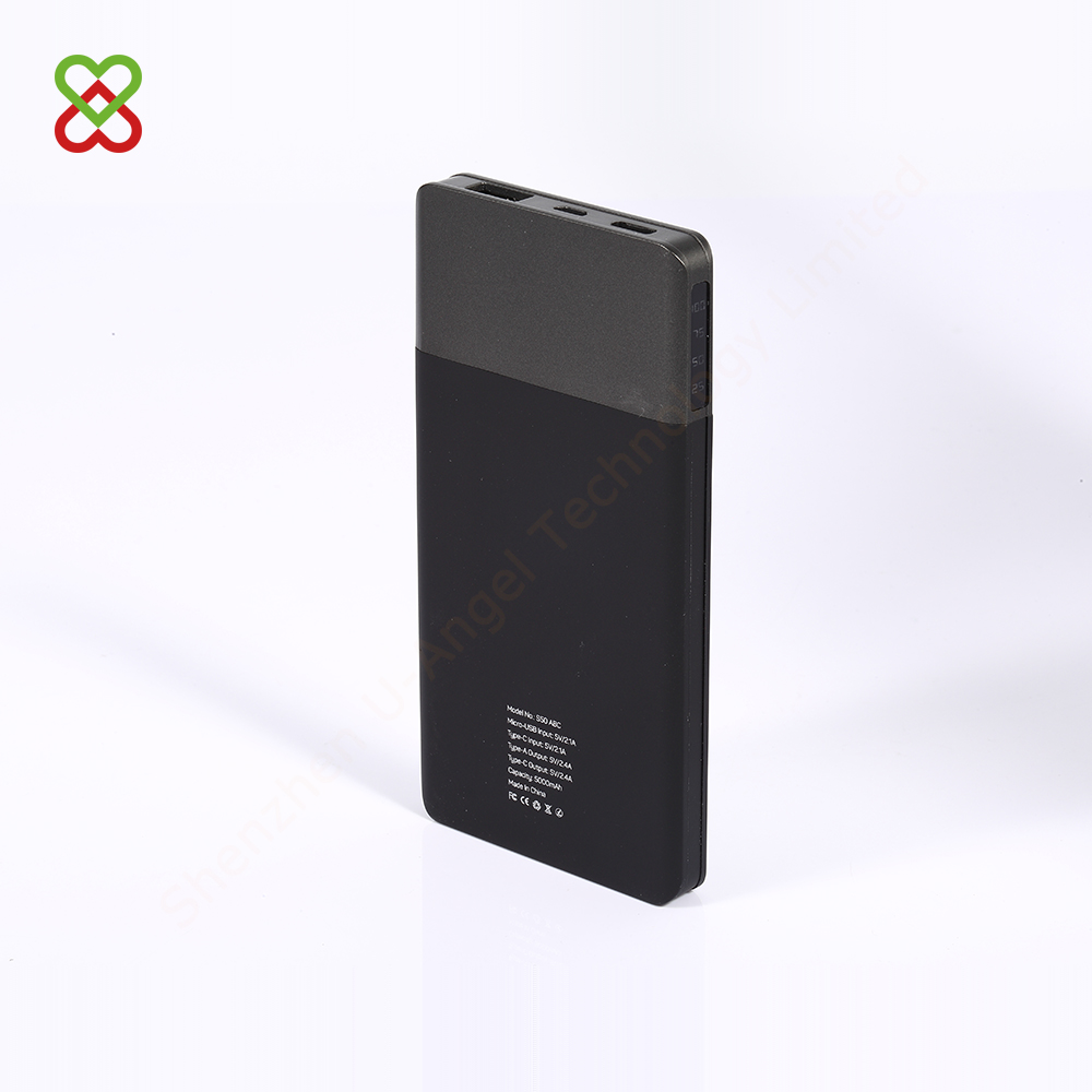 mobile phone use quick charger Type-C power bank 5000mAh