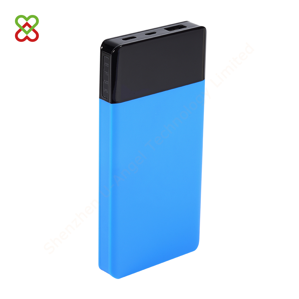 5V 9V 12V output type-c port PD function quick charge 3.0 power bank 10000mAh