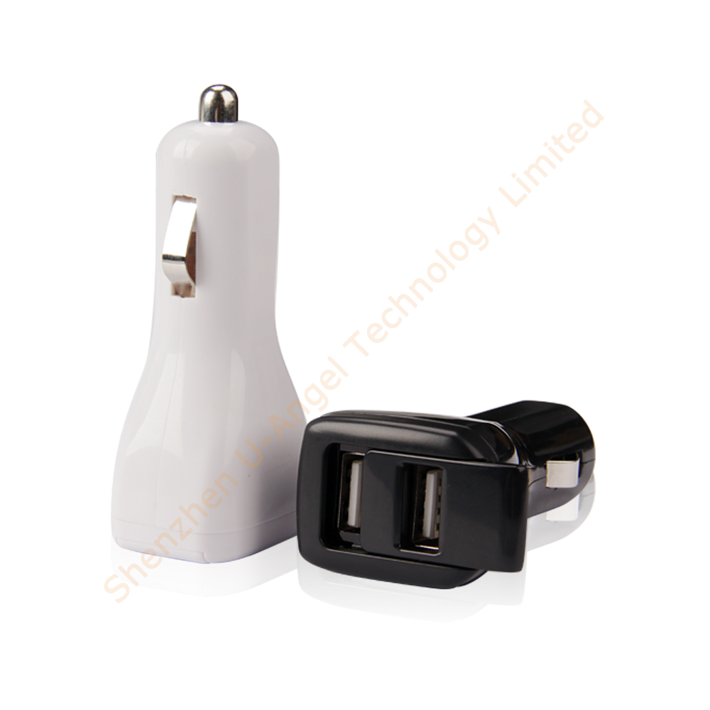 Shenzhen factory direct wholesale cheapest USB car charger - USBAngel.com - Custom Power Banks, USB flash drives, Bluetooth and more products - A Verified CN Gold Supplier on Alibaba.com