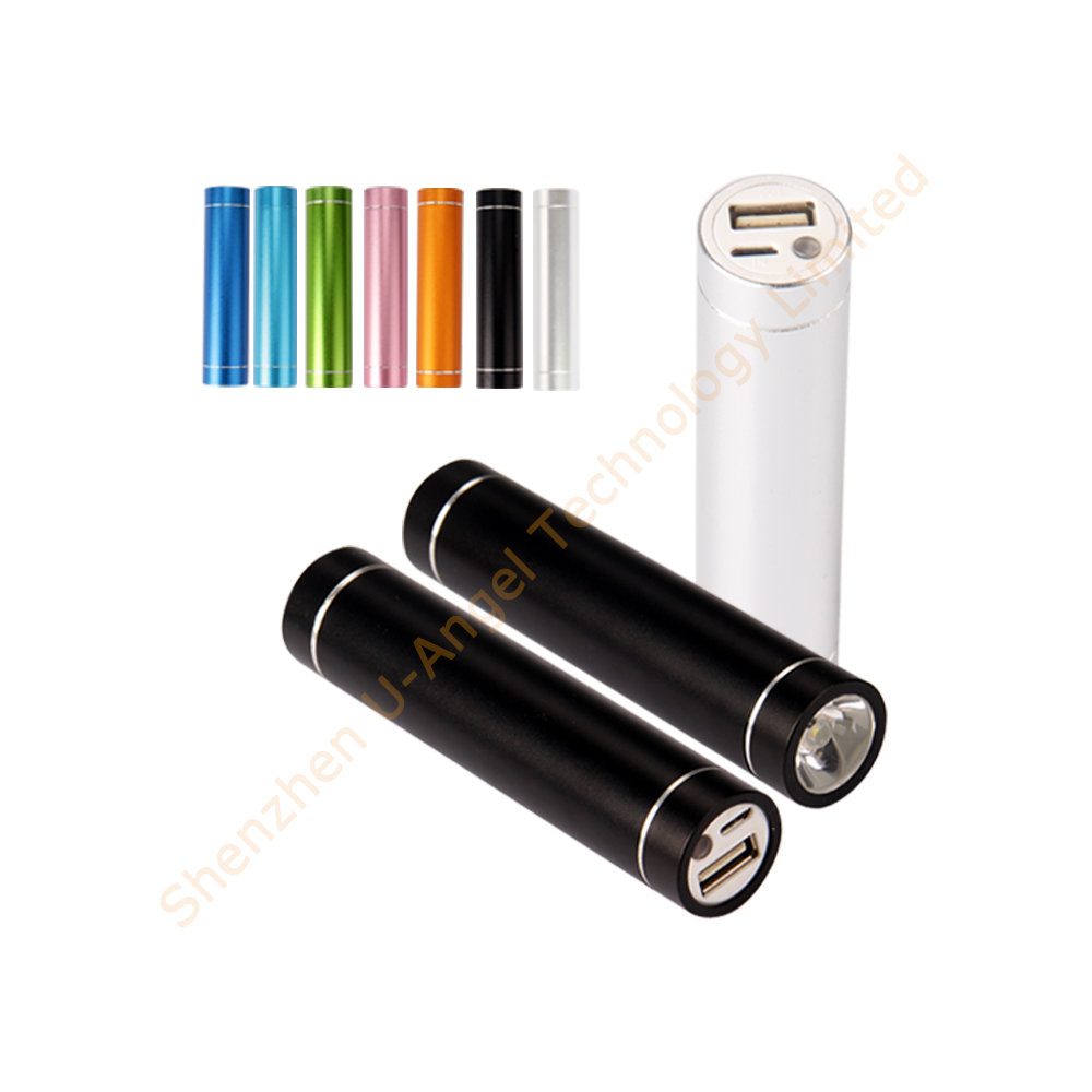 cheapest power bank with customized logo - USBAngel.com - Custom Power Banks, USB flash drives, Bluetooth and more products - A Verified CN Gold Supplier on Alibaba.com