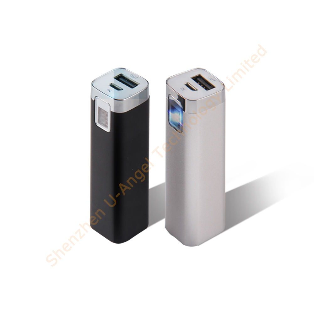 low price power bank with customized logo - USBAngel.com - Custom Power Banks, USB flash drives, Bluetooth and more products - A Verified CN Gold Supplier on Alibaba.com