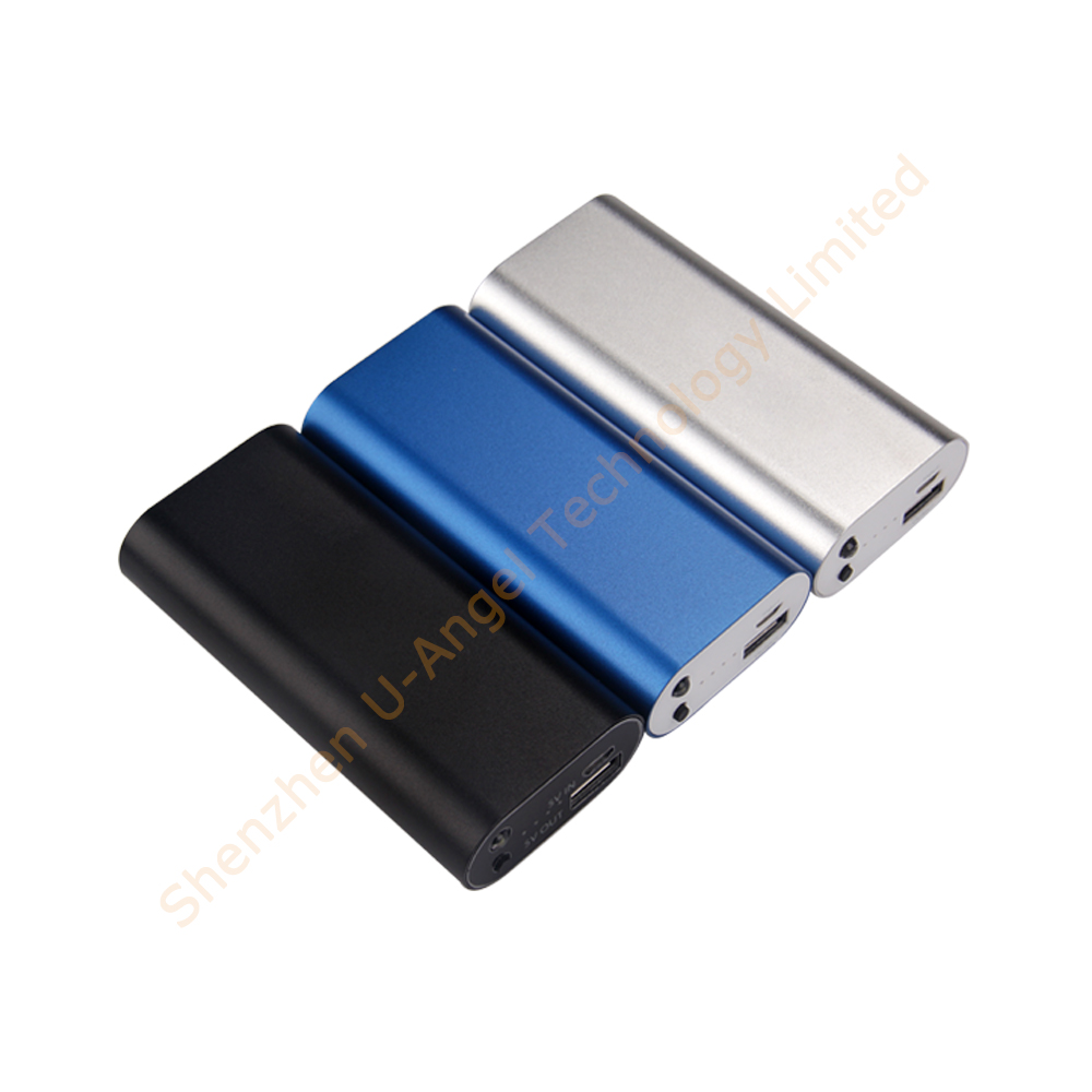 factory wholesale colorful USB power bank with lamp - USBAngel.com - Custom Power Banks, USB flash drives, Bluetooth and more products - A Verified CN Gold Supplier on Alibaba.com