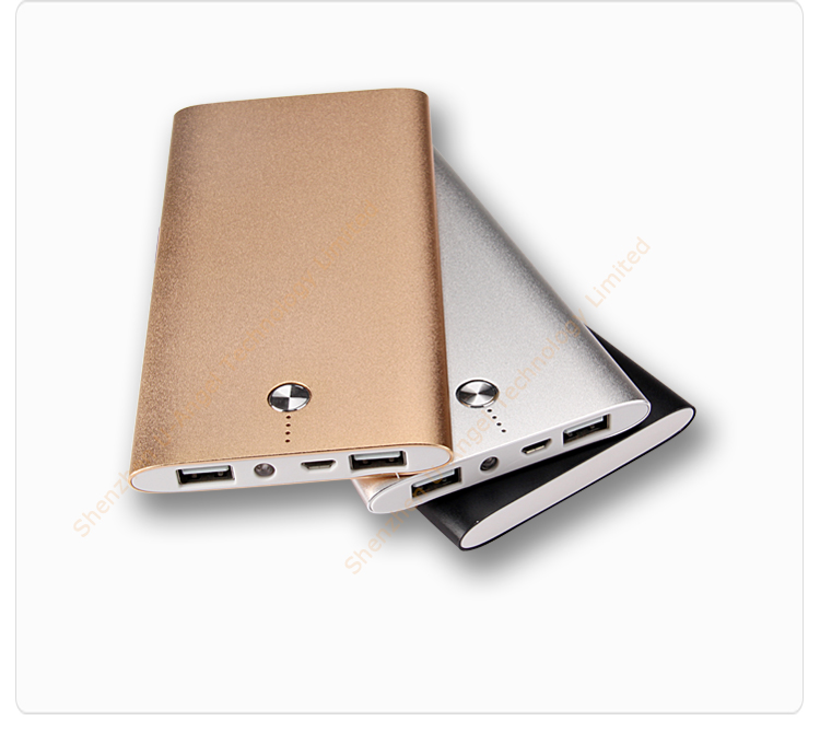 China Manufacturer direct wholesale power banks, Shenzhen factory direct wholesale cheapest power banks, low price fashionable universal portable power bank for promotion gift with customized logo