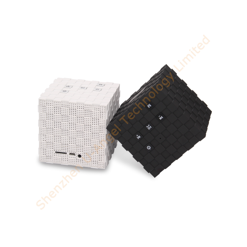 low price fashionable universal portable bluetooth speaker for promotion gift with customized color - USBAngel.com - Custom Power Banks, USB flash drives, Bluetooth and more products - A Verified CN Gold Supplier on Alibaba.com