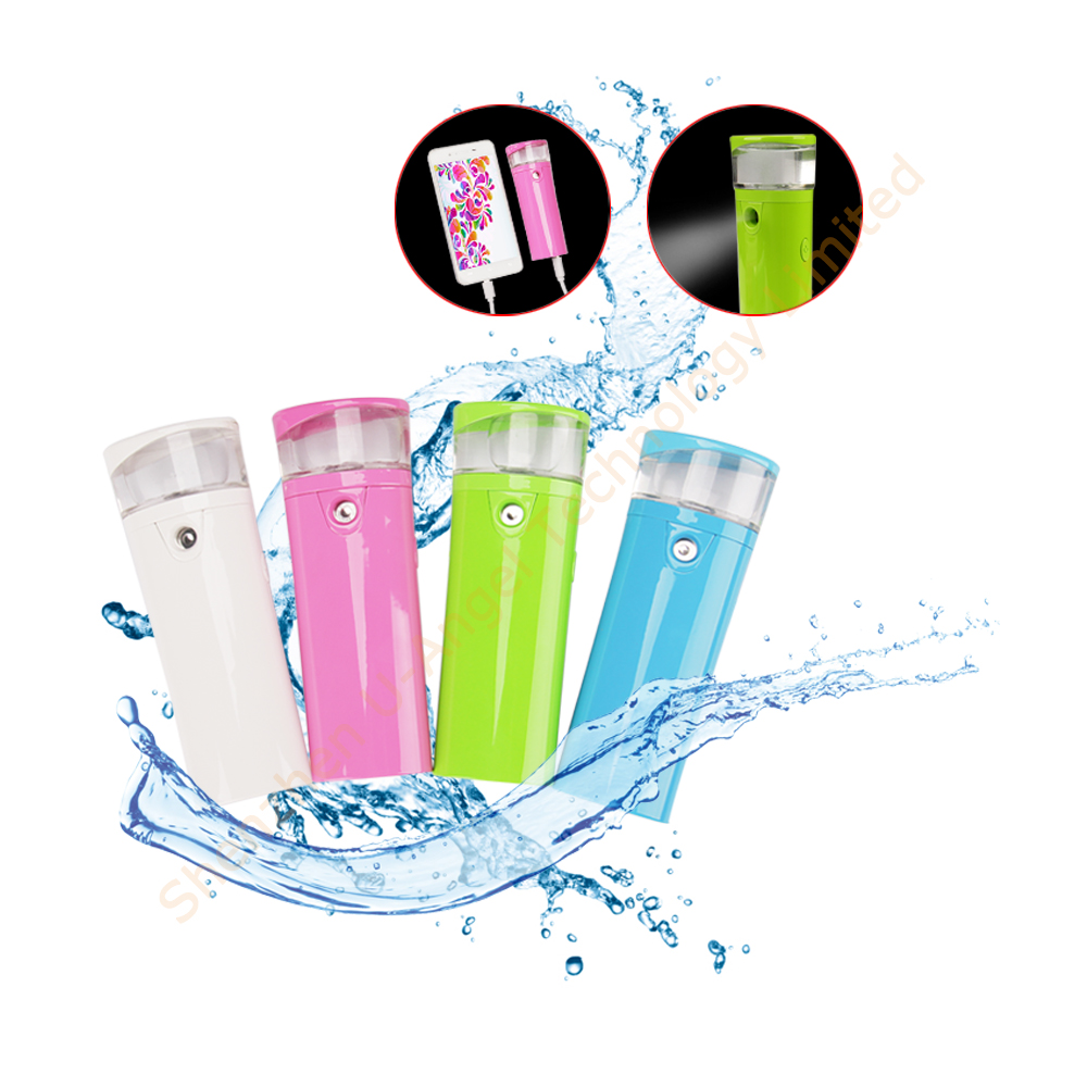 fashionable popular nanometer facial moisturizing sprayer - USBAngel.com - Custom Power Banks, USB flash drives, Bluetooth and more products - A Verified CN Gold Supplier on Alibaba.com